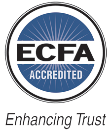 ecfa accredited for donations